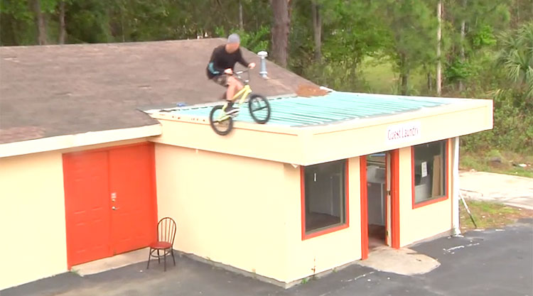 Dead Bread Tape 001 BMX video