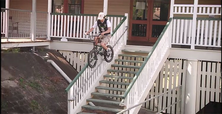 Division Brand Make Noise BMX video trailer