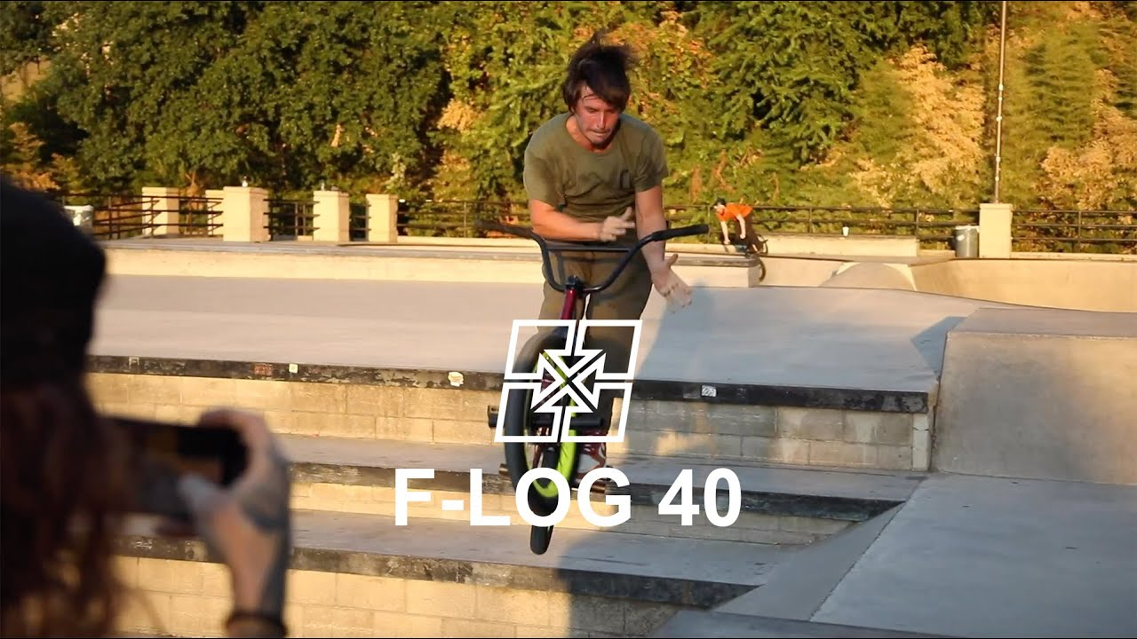 Fit Bike Co. House Park Heat BMX video