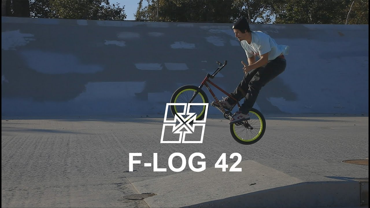 Fit Bike Co F-Log Matt Nordstrom BMX
