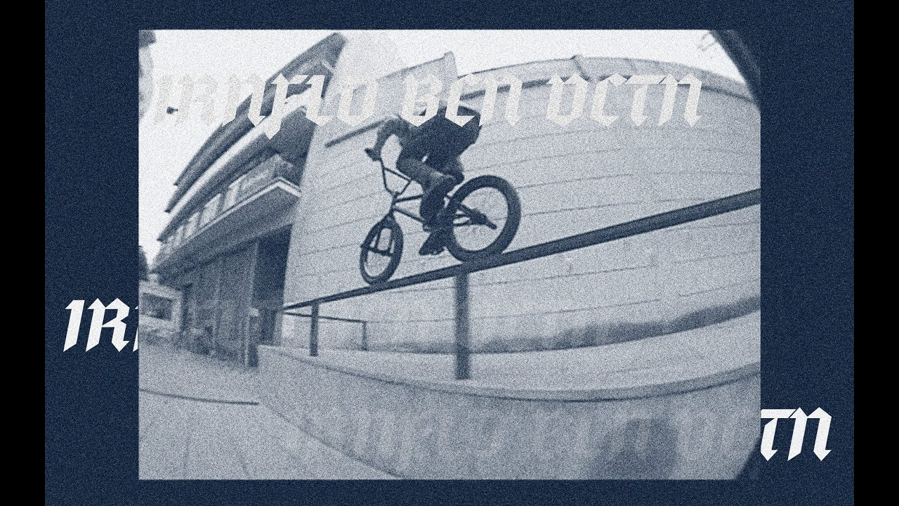 Ironfield Crew Barcelona BMX video