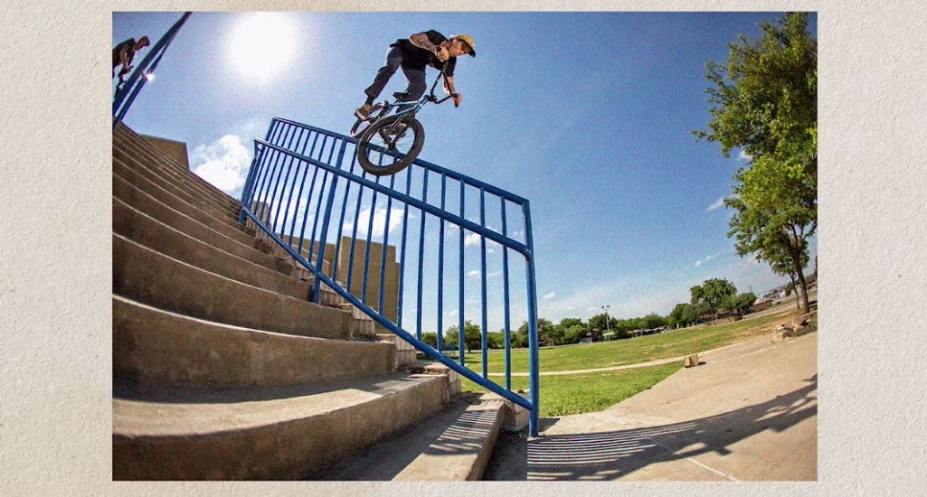 Kink BMX Champagne Teaser 1 BMX video