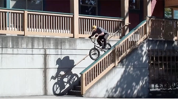 Macneil BMX Chad Ferch 2019 Video