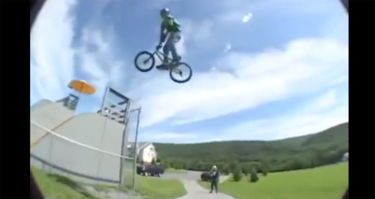 Morgan Wade Drop The Hammer BMX video