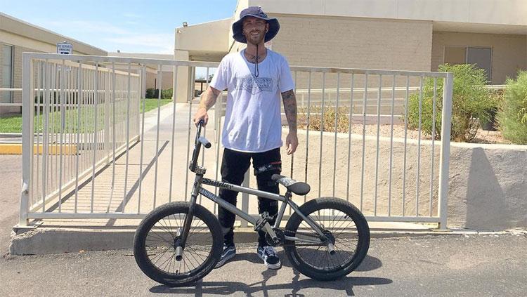 Sunday Bikes Nick Bonnell Flow BMX