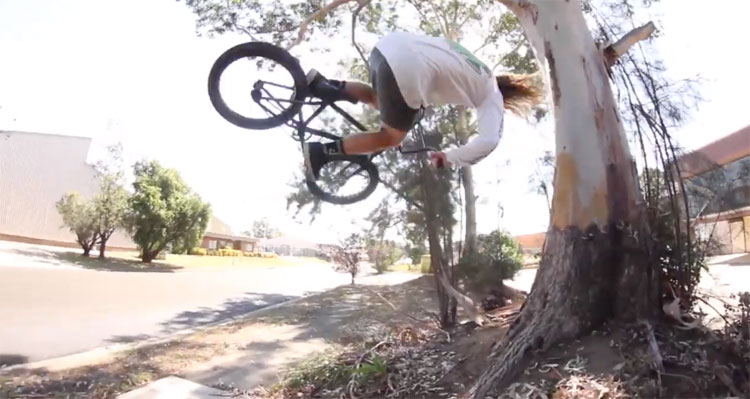 Ryan Saville FBM BMX Hell On Wheels video