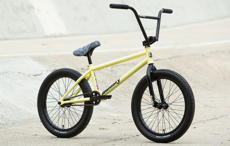 Sunday Bikes 2020 Street Sweeper Complete BMX bike