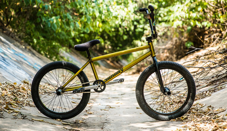 Sunday Bikes Jared Duncan BMX Bike Check