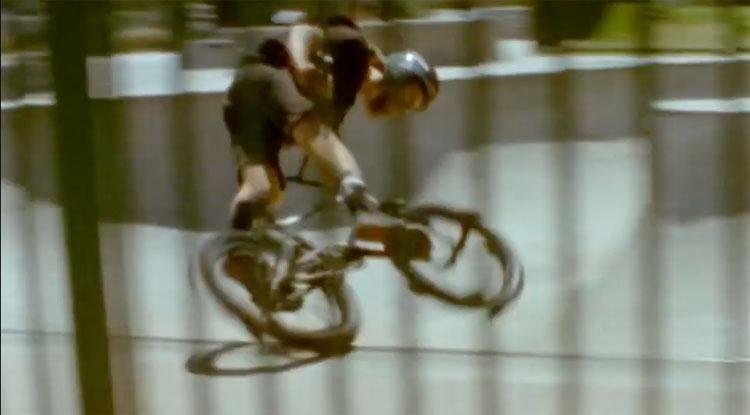 Tuesday In Huntington Beach BMX video