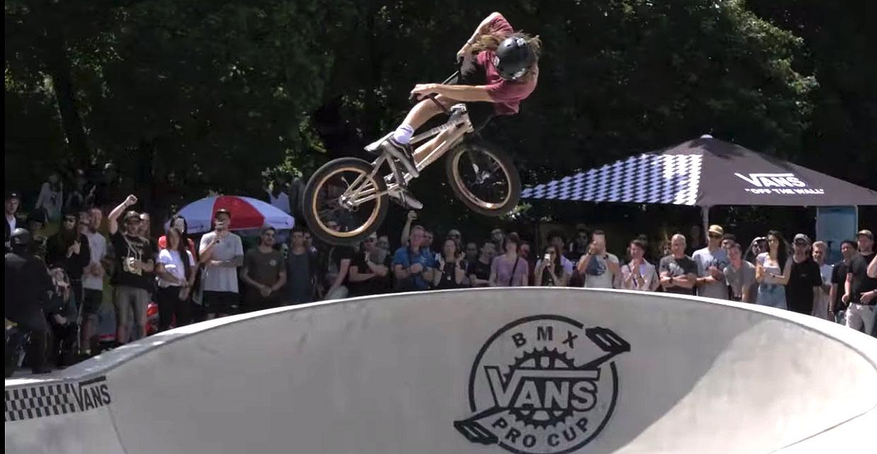 2019 Vans BMX Pro Cup Champion Highlights