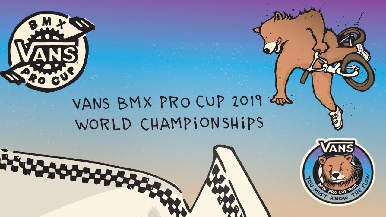 2019 Vans BMX Pro Cup World Championships – LIVE STREAM