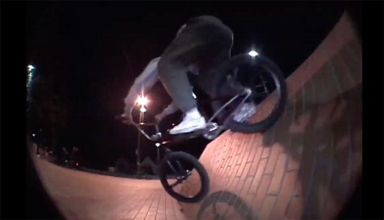 Yumi Tsukuda Primo BMX Midnight Creatures video