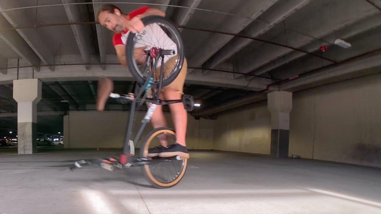Brian Tunney September 2019 BMX video