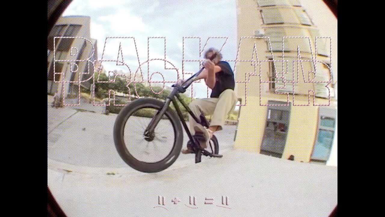 Ciao Crew Balkan Trotters BMX video