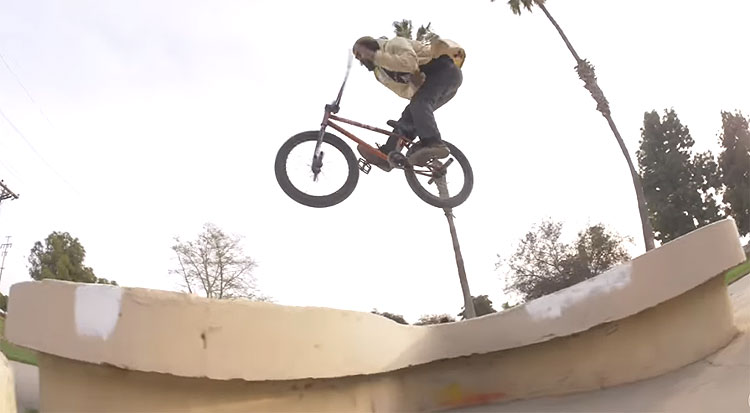 Cult BMX Kilian Roth Timmy Theus Dan Foley It's Later Than You Think BMX video