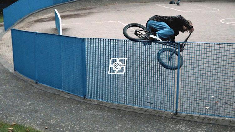Fit Bike Co Nico Badet London BMX video