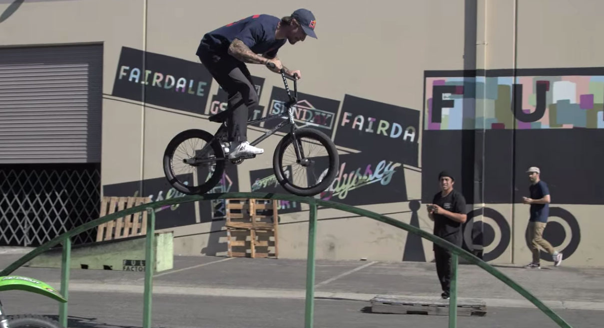 Full Factory Oktoberfest 2019 BMX video