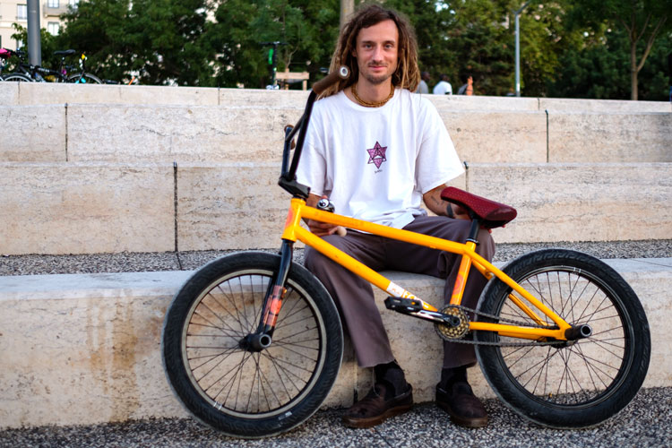 Subrosa Brand Joris Coulomb BMX Bike Check