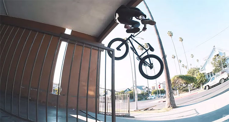 Kink BMX Champagne Trailer 2 BMX video