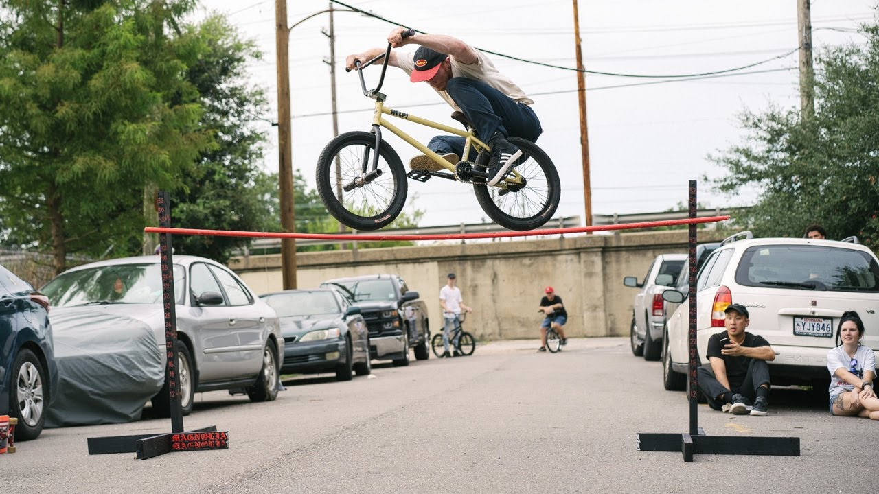 Magnolia BMX New Orleans BMX Jam Video