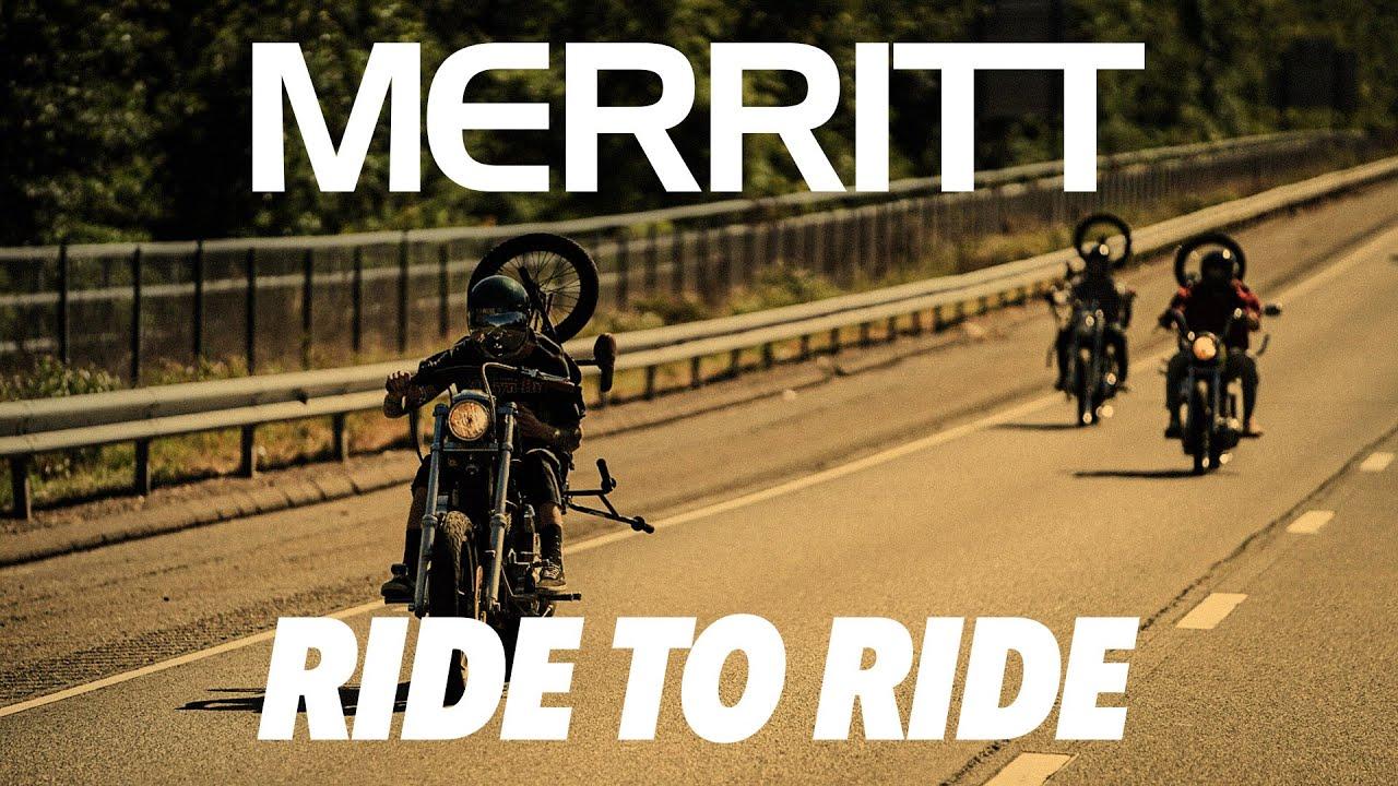 Merritt BMX Ride To Ride BMX video
