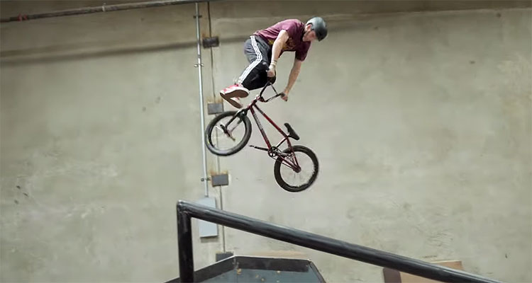 Mongoose AM Jam 2019 Premises Park BMX video