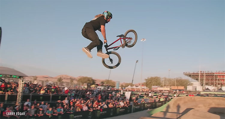 Monster Energy Speed and Style Best Trick BMX Video