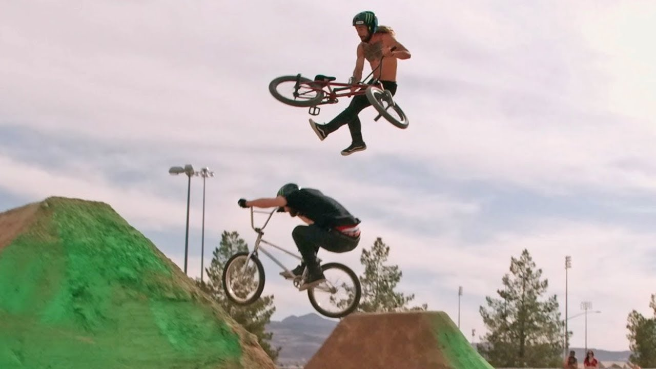 Monster Energy Speed and Style BMX video