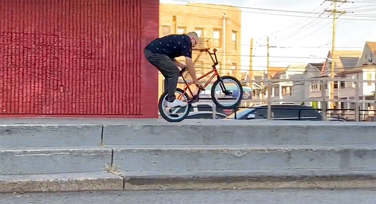 Montana Ricky End of My Summer BMX video