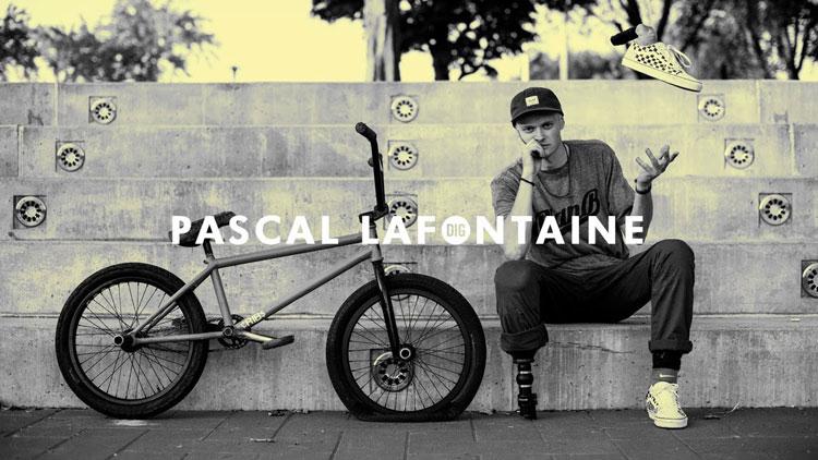 Pascal Lafontaine BMX video
