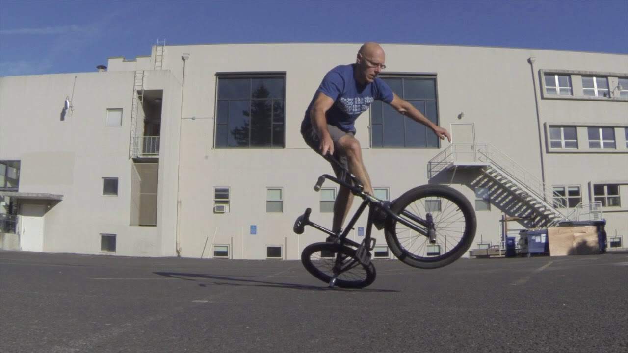 Scott Hagnas 53rd Birthday BMX video