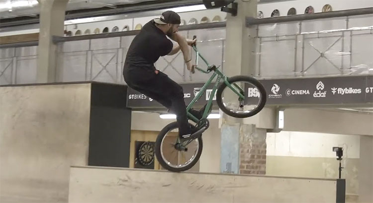 Source BMX Corey Martinez Gimme A Brake BMX video