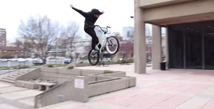 Source BMX Straight To DVD in The cut BMX video