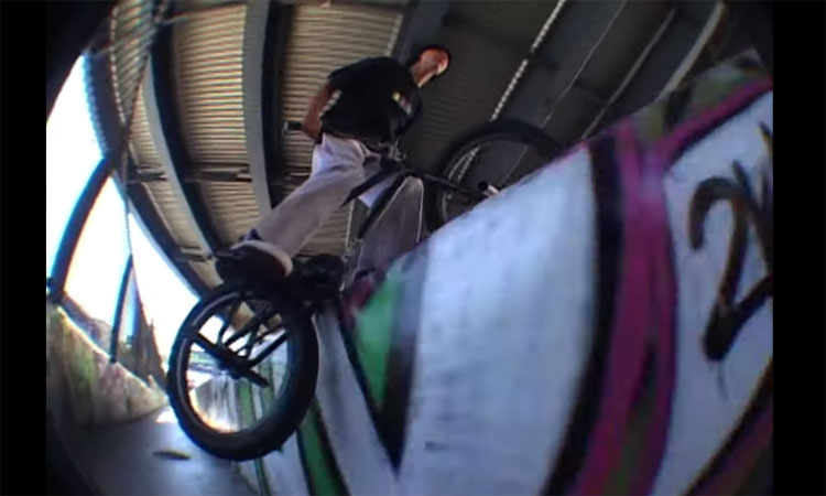 Stranger BMX Wishes Come True BMX video