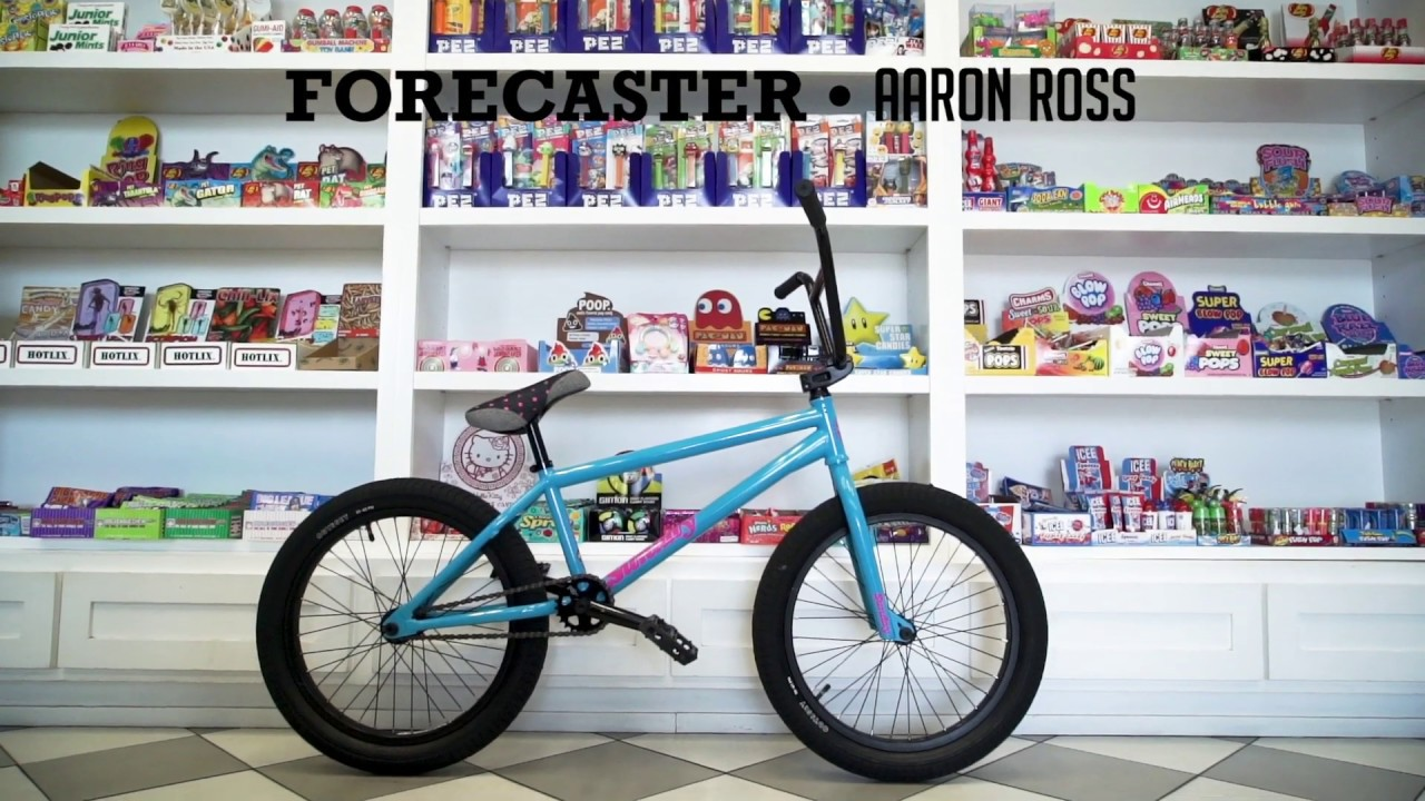Sunday Bikes 2020 Aaron Ross Forecaster Complete BMX bike