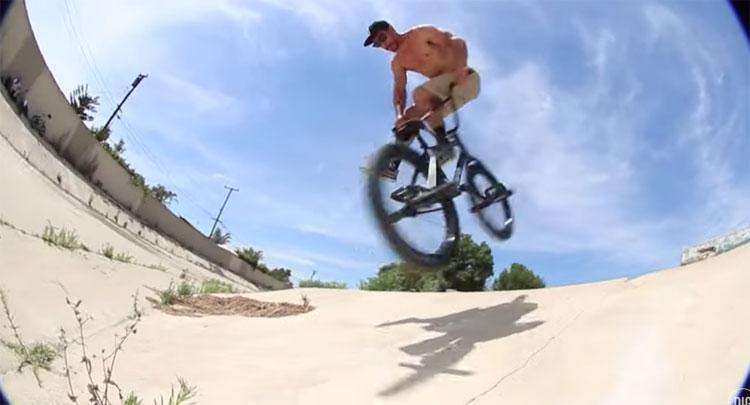Sunday Bikes Odyssey BMX Jensen Murray BMX video