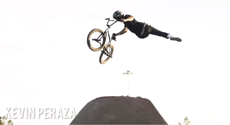 Toyota Triple Challenge Las Vegas BMX video