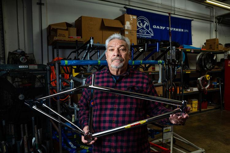 GT Bicycles Gary Turner 2020 Reunion BMX