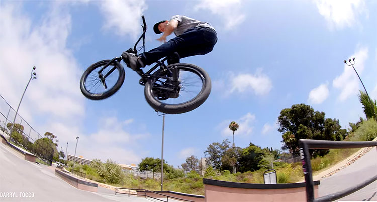 A Day of Bangers Kink BMX team