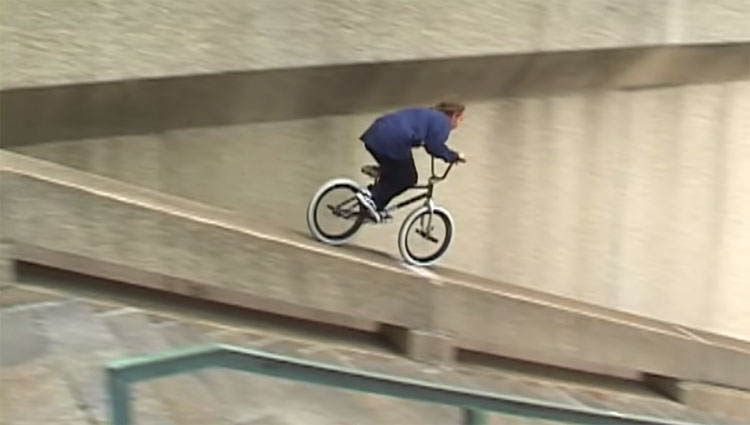Baltimore BMX Street Vacation Video