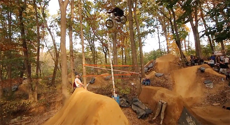 Catty Woods Halloween Jam 2019 BMX video