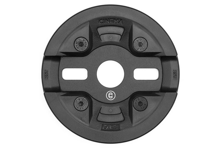 Cinema BMX Beta Sprocket Guard