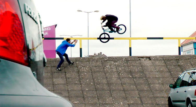 Derry To Kerry BMX video