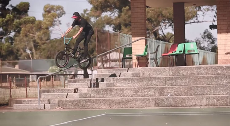 Division Brand Rex Cubic Make Noise BMX video