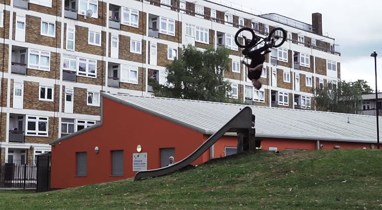 Eclat BMX London Ends Video