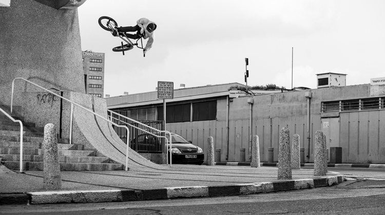 Federal Bikes FTS James Cunningham BMX video