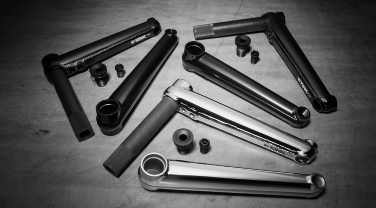 Kink BMX Pillar Cranks