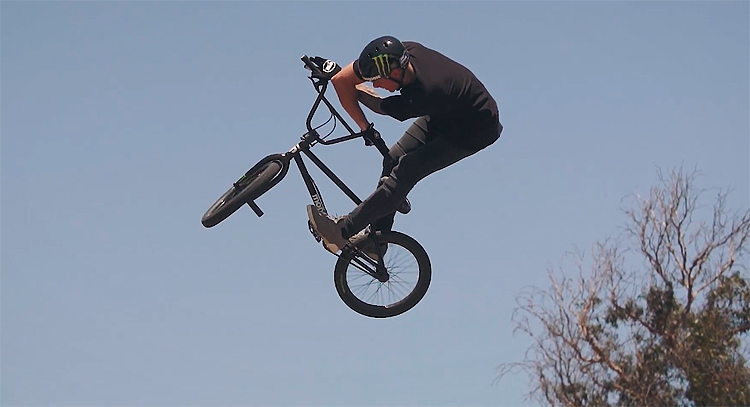 Mognoose BMX heritage series Ben Wallace BMX video