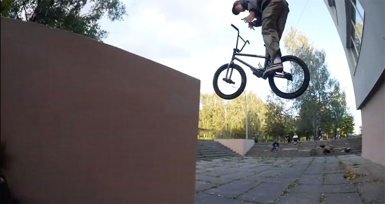 Par BMX Rihards Brinkis 2019 BMX video