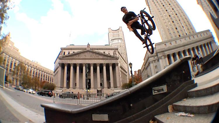 Premium BMX 48 Hours In NYC BMX video